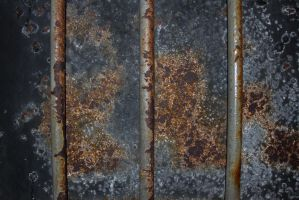 A texture behind bars by Multiartis