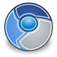 Chromium Tango Icon by alexiy777