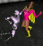 Prudy and the Robot 4 by cattle6