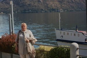 Greetings from Lago Maggiore by ingeline-art