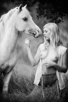 Beauty and the Beast by ciaranwhyte