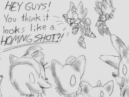 Super Sonic Loses it by BlehMaster7