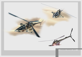 Helo - Concept by AlxFX