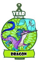 Year of the Dragon by ElementJax