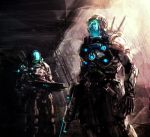 Army of Two by KM33
