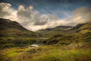 Somewhere In Norway by Mizth