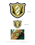 School logo patch, from Guilty Crown by MetamorphosisCosplay