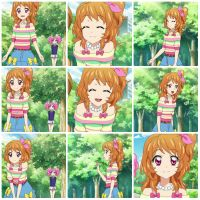 Share Pack Stock Akari  ( happy 200+ Watch ) by Katori-Sa