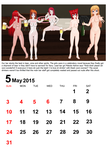 May 2015 Calendar by quamp