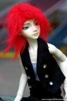 Kazu 02 by TruType-Doll