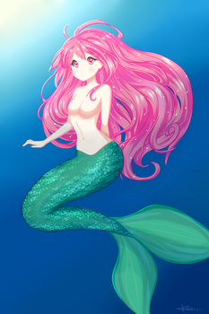 Mermay contribution - Mermaid by kozikajax3
