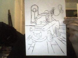 Cars Mater by jack9730