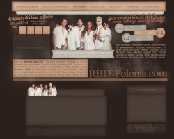 RBD webdesign by DulceIga
