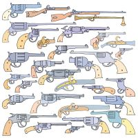 Gun Collection by NeverRider