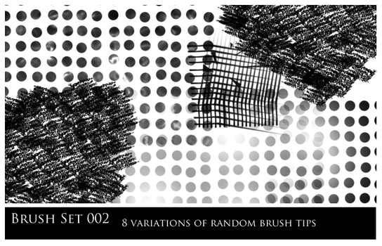 Brush Pack 002 by revsXgirl