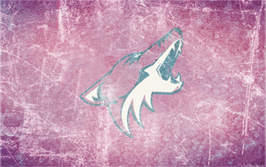 Coyotes Ice Wallpaper by DevinFlack