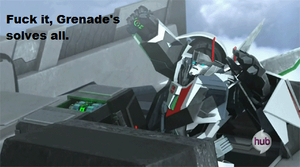 Wheeljack Logic by Cliffjumper-TFP