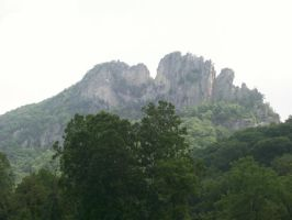 Seneca Rock by PhotoBoothLoveXx