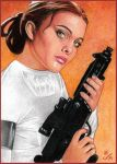 Clones Arena Padme 2 PSC by MJasonReed