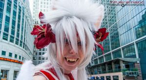 Amaterasu in the Wharf 1 by TPJerematic