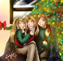 A Christmas Like No Other by SassyLilPanda