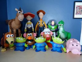 Toy Story Collection 4 by crazyass246