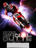 Signal Butte 2010 by ClintonKun