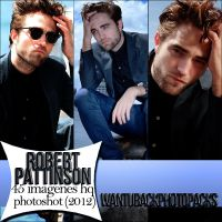 Photopack 116: Robert Pattinson by PerfectPhotopacksHQ