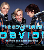 ''The Adventures of David!'' by CrazyDave55811