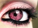 Pink eye by HappyHeavy