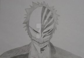 Hollow Ichigo by J4KJ4ck4L