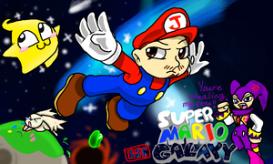 BSC: Super Mario Galaxy Thumbnail by ArtisyOne
