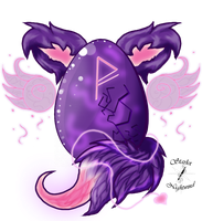 Runic Mystery Egg {Auction-}Closed by StarletNightwind