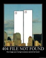 404 File Not Found by hotjazz