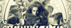 Illusion - signature banner by Scargraf