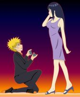 NaruHina: will you be my by NinaWH94