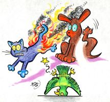 chistes animales by maestro-efectivo