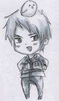 Chibi Prussia for....Mizzy5897 by Bambily