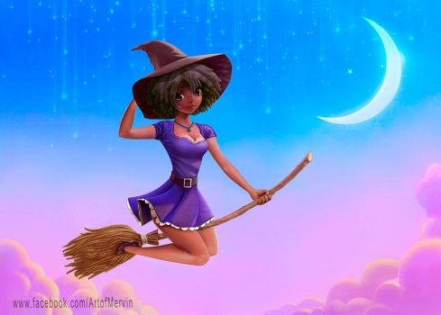 Something Witchy by JJwinters