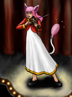 CP: Performing for the world by Bulbiekins