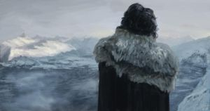 North of the Wall by Roonwit