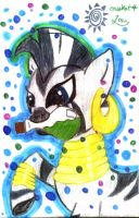 Zecora by orcakat4
