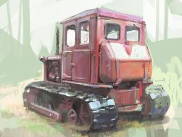 Dozer by moPe94