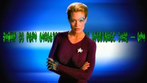 Jeri Ryan Seven of Nine VIII by Dave-Daring