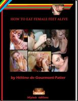 foot eating book for gourmet cannibals by footeat