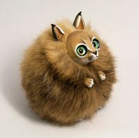 Caracal Cat Furry Creature - for sale - by RamalamaCreatures