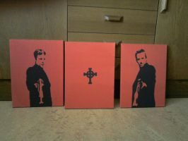 The Boondock Saints by SajidaTheModest