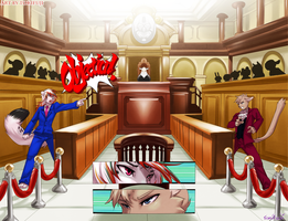 ORDER IN THE COURT by Tokinogami