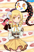 Mami Tomoe by NisoTheStrawberry
