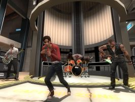 Left4Dead Rock Band by Mashakosha